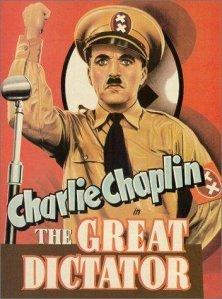 2.Ο δικτάτωρ (The great dictator- Charlie Chaplin 1940)