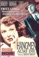 3. Και οι δήμιοι πεθαίνουν (Hangmen lso die- Fritz Lang 1943)