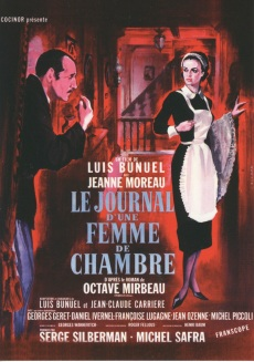 Tο ημερολόγιο μιας καμαριέρας (Le journal d'une femme de chambre, Louis Bunuel, 1964).