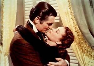 GONE WITH THE WIND, Clark Gable, Vivien Leigh