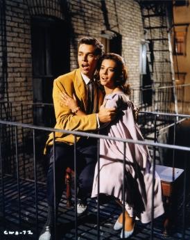 WEST SIDE STORY- Natalie Wood- Richard Beymer