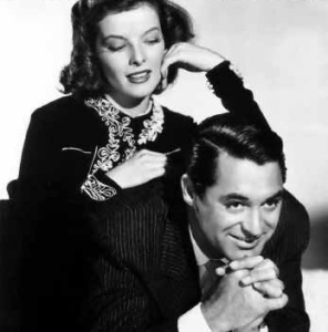 PHILADELPHIA STORY- Catherine Hepborn- Cary Grant