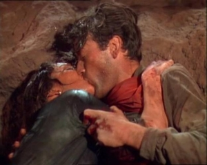 DUELL IN THE SUN- Gregory Peck, Jennifer Jones