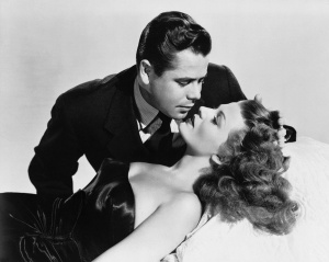 GILDA-  Rita Hayworth, Glenn Ford