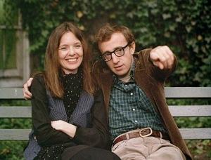 ANNIE HALL- Woody Allen, Diane Keaton