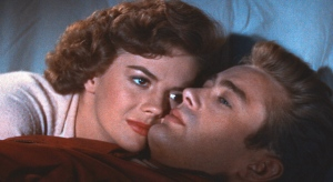 REBEL WITHOUT A CAUSE- James Dean-Natalie Wood