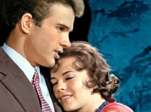 SPLENDOR IN THE GRASS- Natalie Wood, Warren Beatty