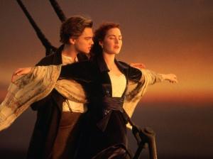 TITANIC-Cate Winslet-Leonardo di Caprio